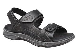 Brazylijskie Sandały PEGADA 132207 Czarne