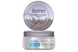 Krem do obuwia BAMA Premium w słoiczku 098 Srebro Metalik