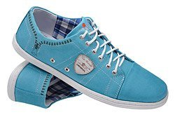 Półbuty Sneakersy NIK 05-0170-003 Lazurowe