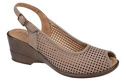 Sandały AXEL Comfort 2141 Beżowe