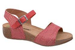 Sandały Dr Brinkmann 711012-4 Koralowe