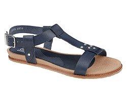 Sandały damskie SIMEN 6876 Granatowe