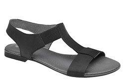 Sandały damskie VERONII 3495 Czarne L19