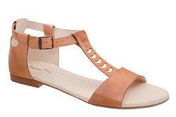 Sandały damskie VERONII 5223 Sienna Brązowe