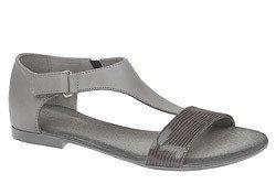 Sandały damskie buty VERONII 5007 Popiel