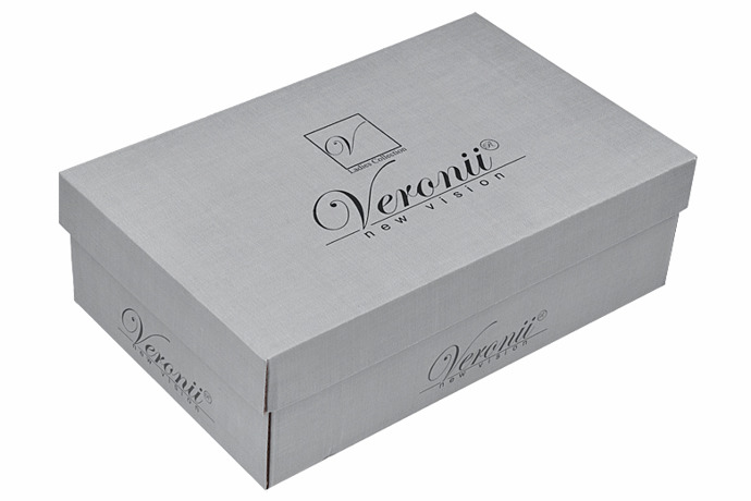 Balerinki wsuwane VERONII 3929 Granatowe