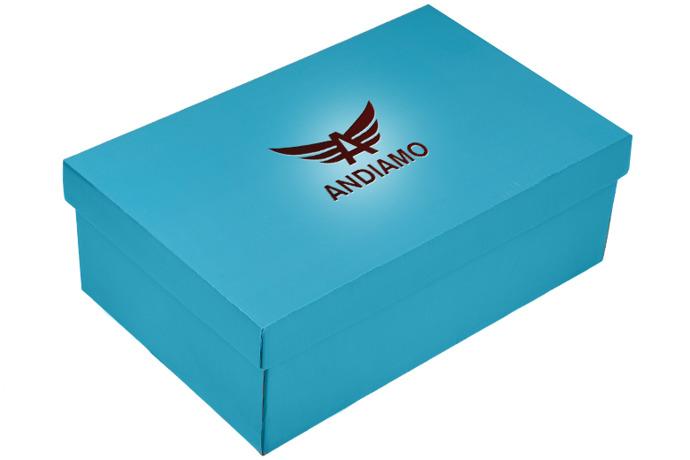 Hiszpańskie Sandały ANDIAMO 3241 Brązowe Multi