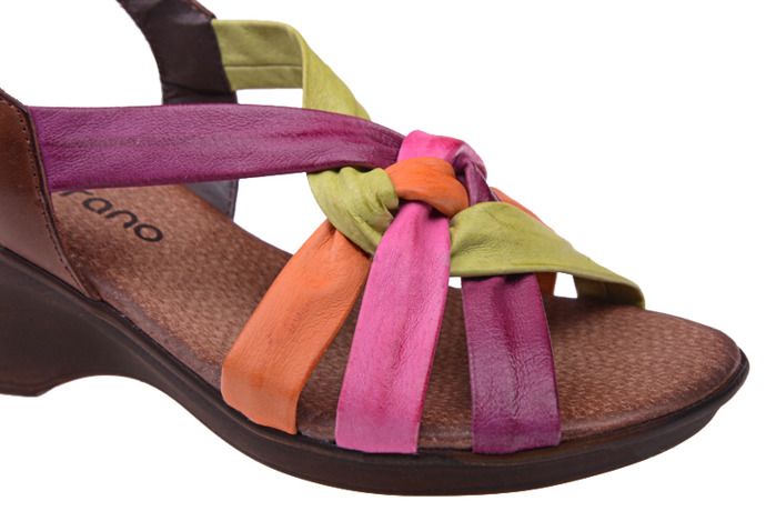 Hiszpańskie Sandały VERANO 1044 Multicolor