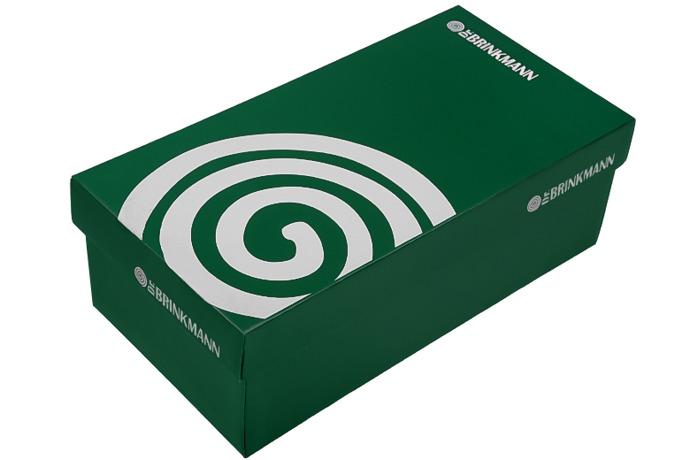 Klapki Dr Brinkmann 701040-5 Granatowe