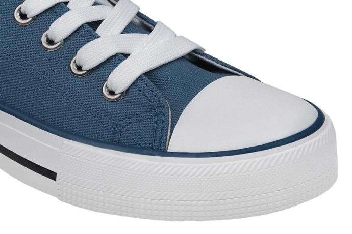 Kultowe Trampki BIG STAR T274030 Niebieskie