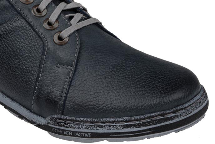Półbuty buty KACPER 1-4237-409 Granatowe