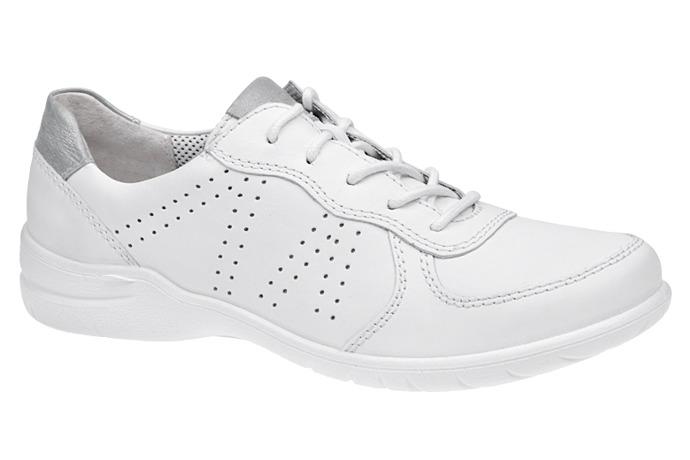 Półbuty sznurowane JOSEF SEIBEL 92435 Fabienne Białe