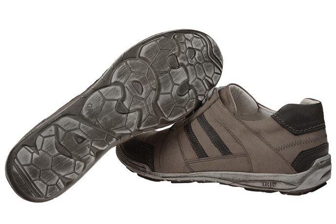 Półbuty sznurowane buty KACPER 1-4201-670