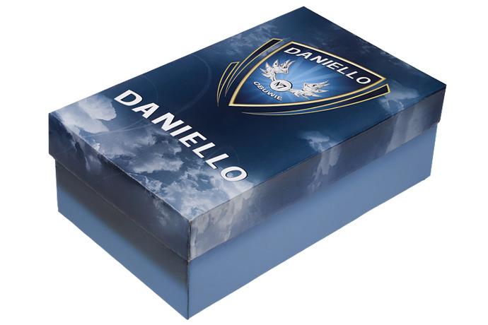 Półbuty wizytowe DANIELLO D-71-2