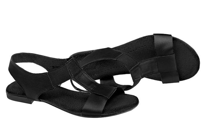 Sandały damskie VERONII 3495 Czarne