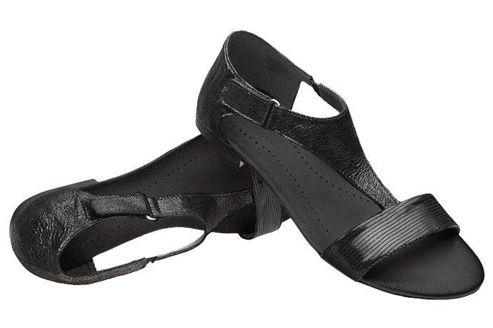 Sandały damskie VERONII 5007 Czarne L19