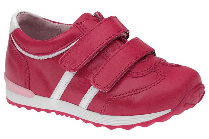 Sneakersy na rzepy buty KORNECKI 3877 skórzane
