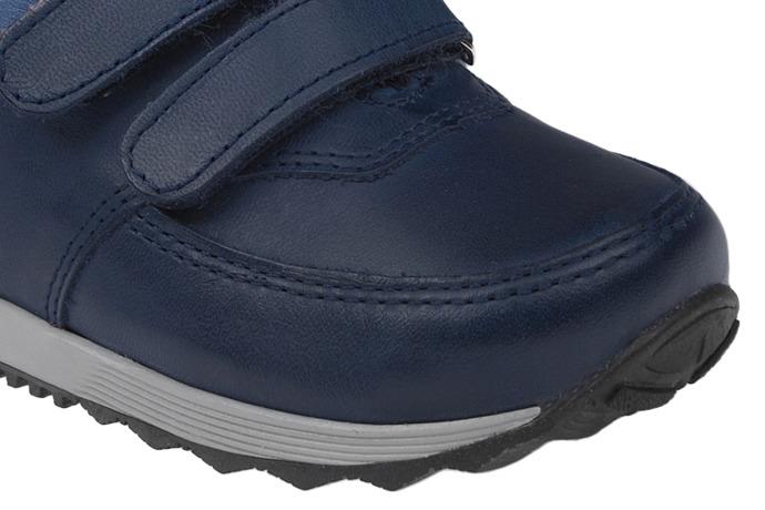 Sneakersy na rzepy buty KORNECKI 3880 skórzane