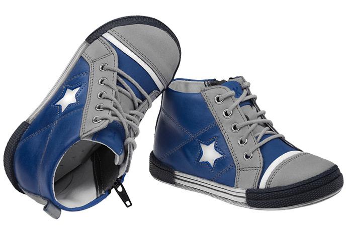 Trzewiki nieocieplane buty KORNECKI 3883 skóra