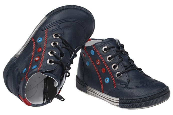 Trzewiki nieocieplane buty KORNECKI 4665