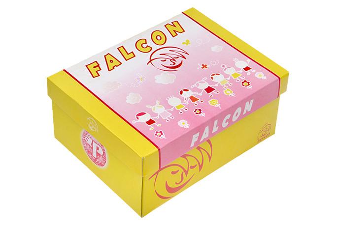 Trzewiki nieocieplane na suwak FALCON 4671