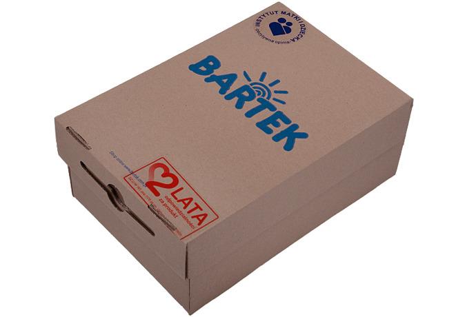 Trzewiki ocieplane Śniegowce BARTEK 97672-04M BRTK-Tex