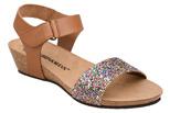 Sandały buty Dr Brinkmann 710783-2 Brązowe